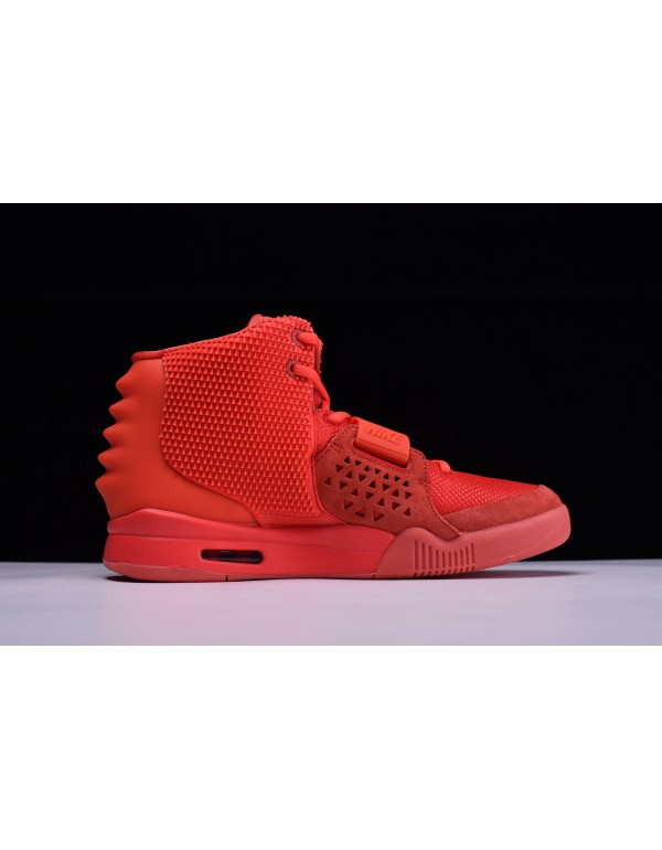 Nike Air Yeezy 2 SP Red October 508214-660 For Sal...