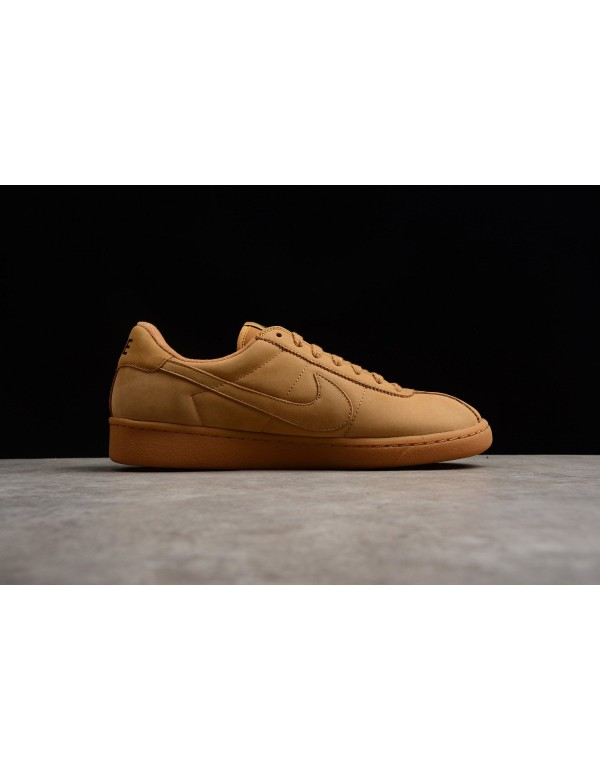 Nike Bruin QS Leather Wheat Yellow/Barley Yellow 8...