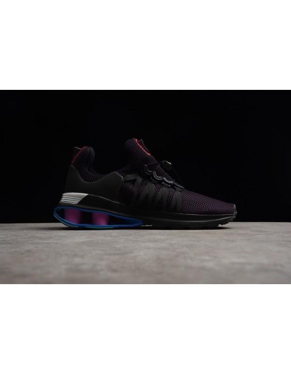 Nike Shox Gravity Grand Purple/Vast Grey-Black-Whi...