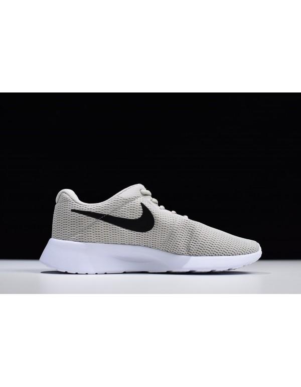Nike Tanjun Light Bone/Black-White 812655-012 Free...