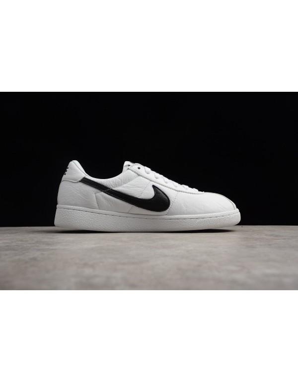 NikeLab Bruin QS Leather White/Black 842956-101