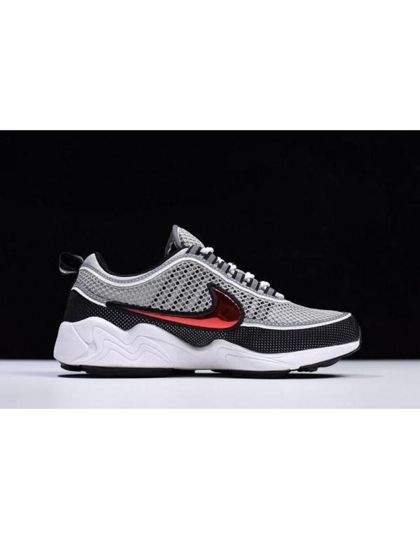 NikeLab Zoom Spiridon OG Black/Sport Red Men's Siz...