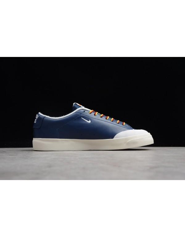 Quartersnacks x Nike SB Zoom Blazer Low XT Navy/Sa...