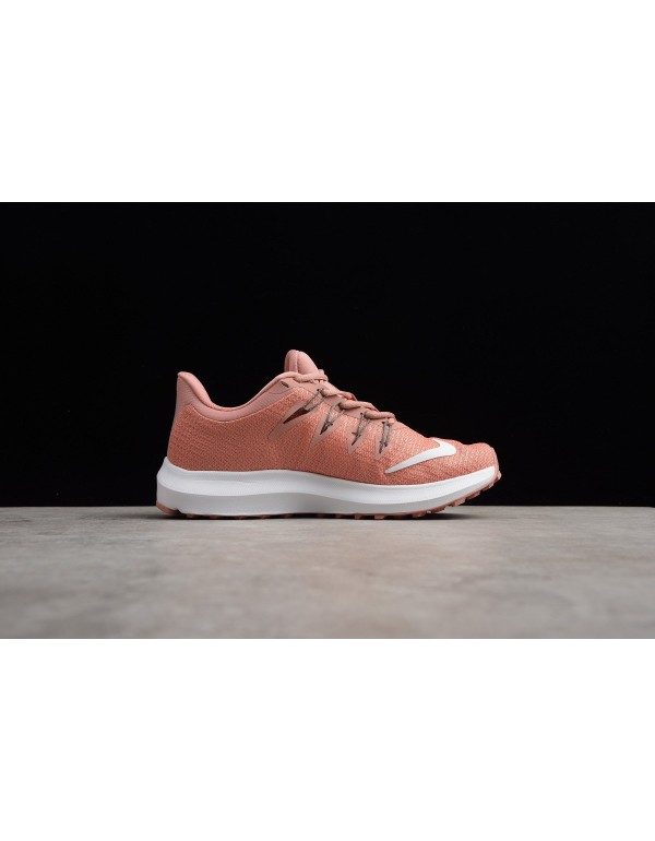 WMNS Nike Quest Pust Pink/Summit White Running Sho...