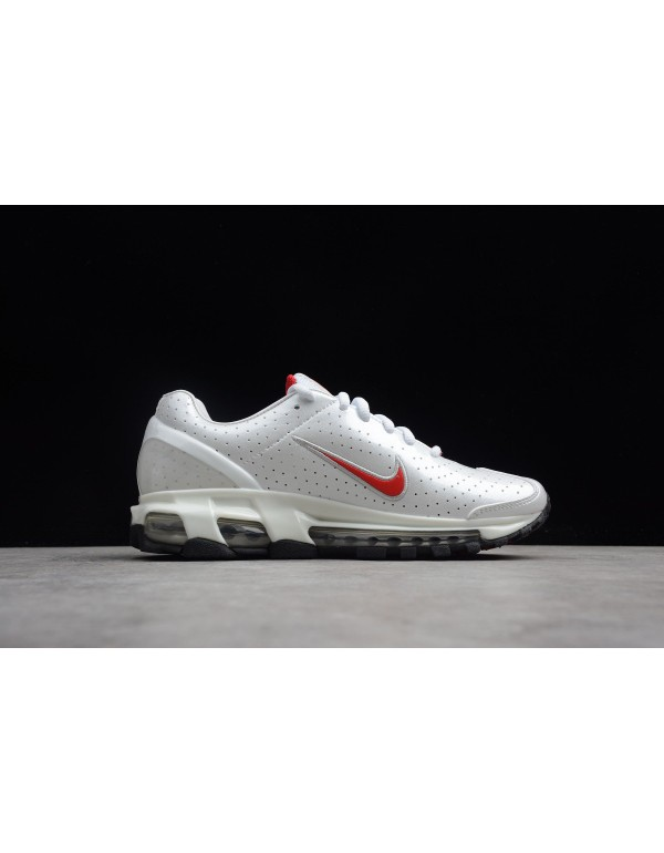 Women's Nike Air Max 2003 SS Milky White/Red 30658...