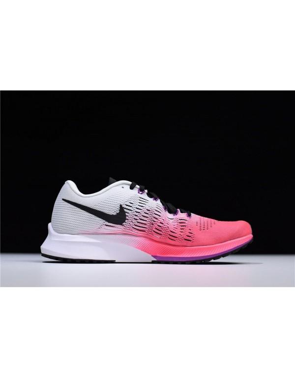 Women's Nike Air Zoom Elite 9 Racer Pink/Black/Whi...