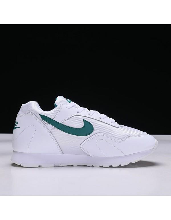 Women's Nike Outburst OG White/Opal Green AR4669-1...