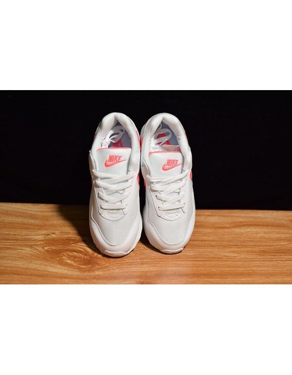 Women's Nike Outburst OG White/Solar Red AR4669-10...