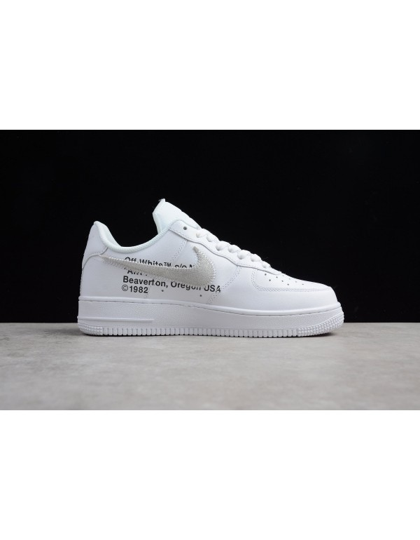 Men's and Women's OFF-WHITE x Nike Air Force 1 Low...