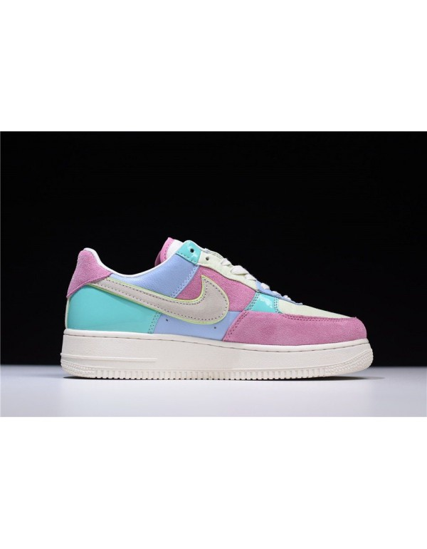 Men's and Women's Nike Air Force 1 Low Easter Egg ...