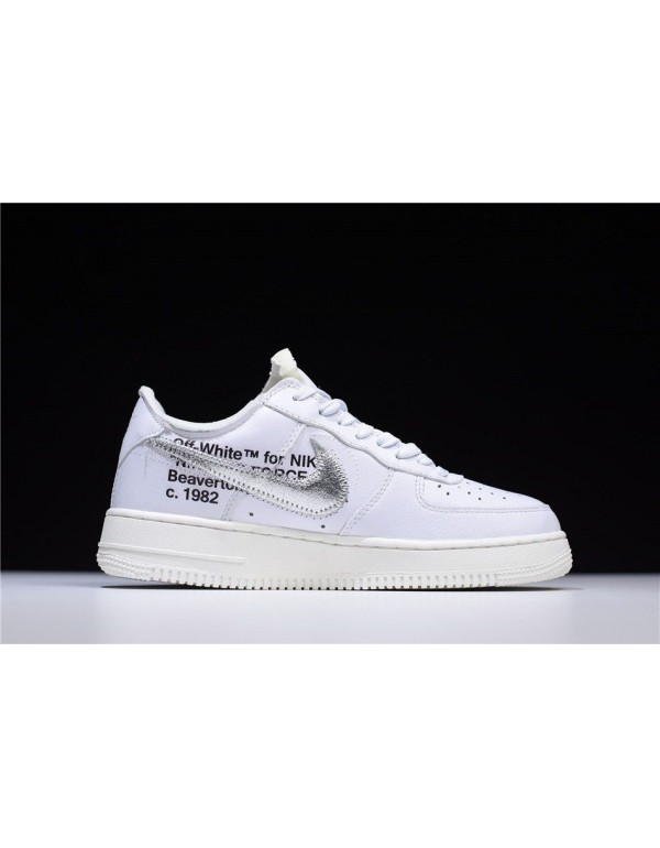 2018 Off-White x Nike Air Force 1 Low ComplexCon W...