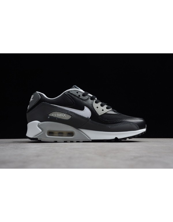 Nike Air Max 90 Essential Black/White-Dark Grey-Wo...