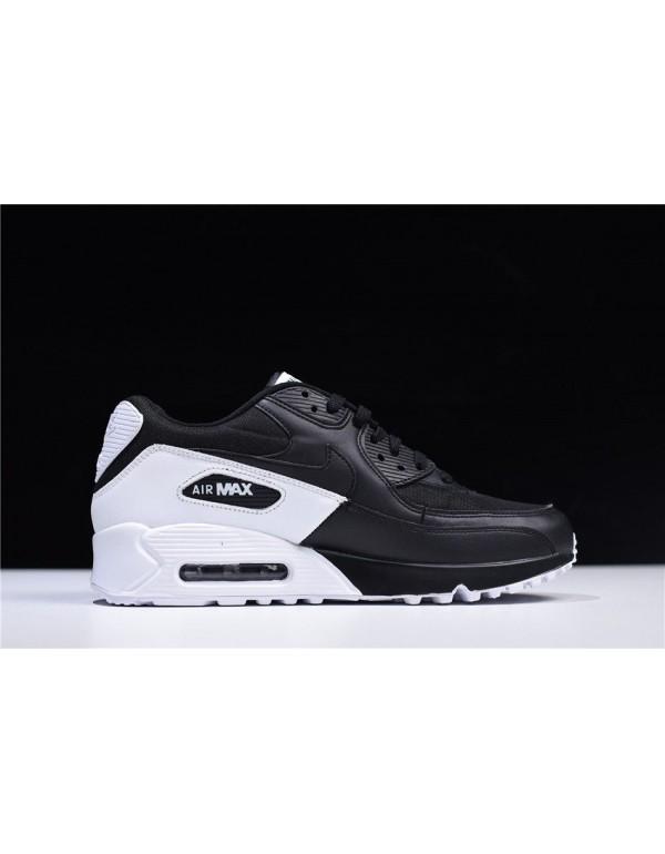 Nike Air Max 90 Essential Black White 537384-089 F...