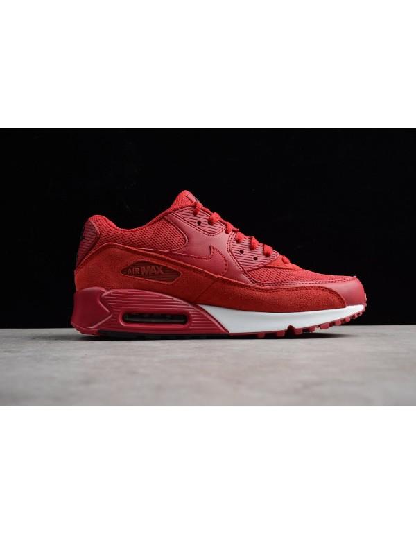 Nike Air Max 90 Essential Gym Red/Black-White 5373...