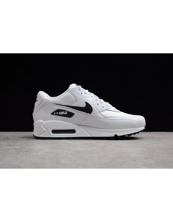 Nike Air Max 90 Essential White Black 325213-131 M...