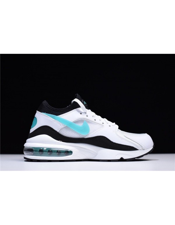 Mens and WMNS Nike Air Max 93 OG Dusty Cactus Whit...