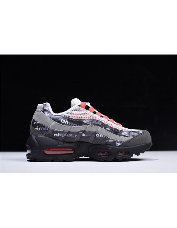 Atmos x Nike Air Max 95 We Love Nike Black/Safety ...