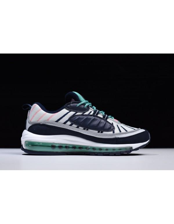 Nike Air Max 98 South Beach Pure Platinum/Obsidian...