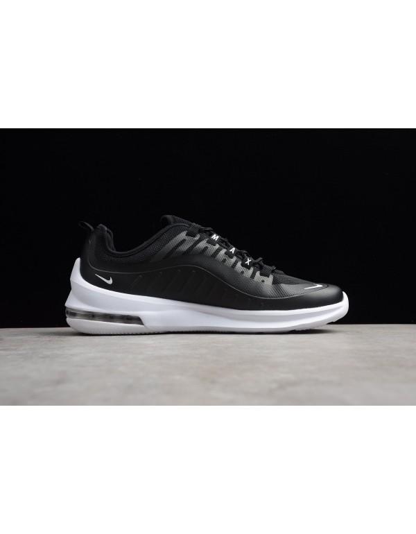 Mens and WMNS Nike Air Max Axis Black/White Runnin...