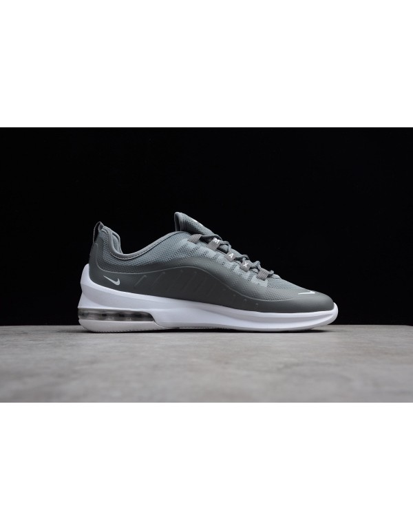 Nike Air Max Axis Cool Grey/White Running Shoes AA...