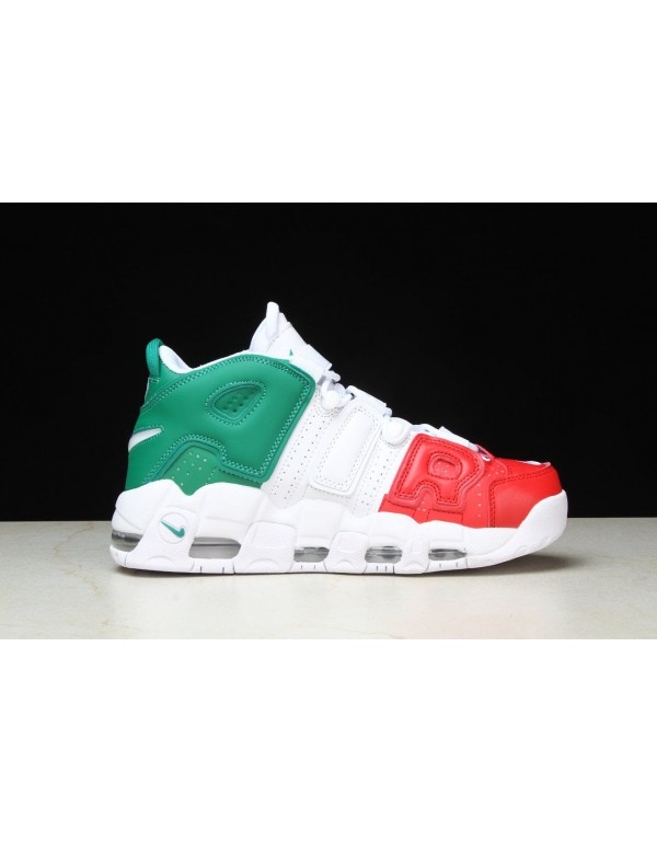 Nike Air More Uptempo '96 Italy QS University Red/...