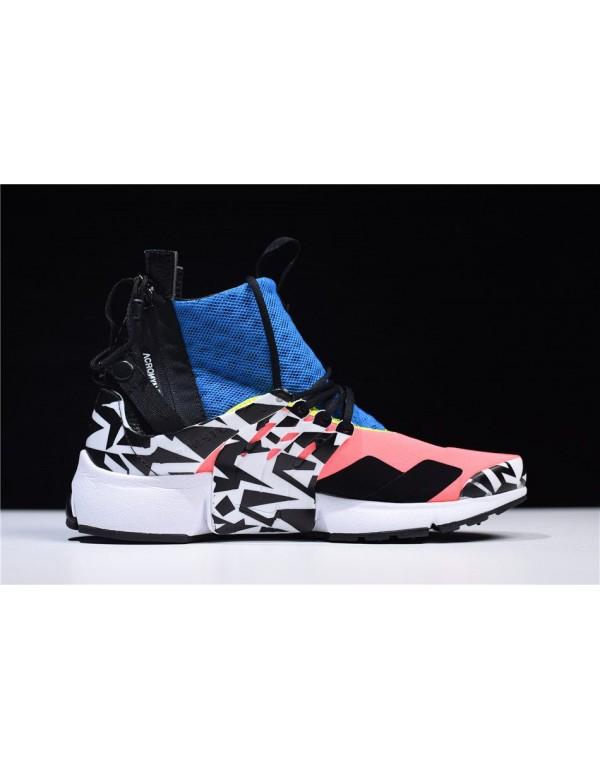 Acronym x Nike Air Presto Mid Racer Pink AH7832-60...