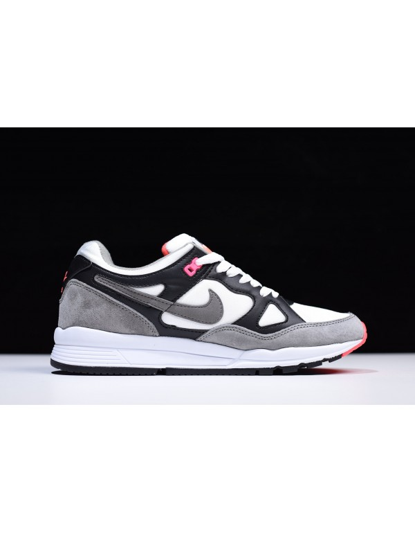 Nike Air Span II Hot Coral Black/Dust-Solar Red-Wh...