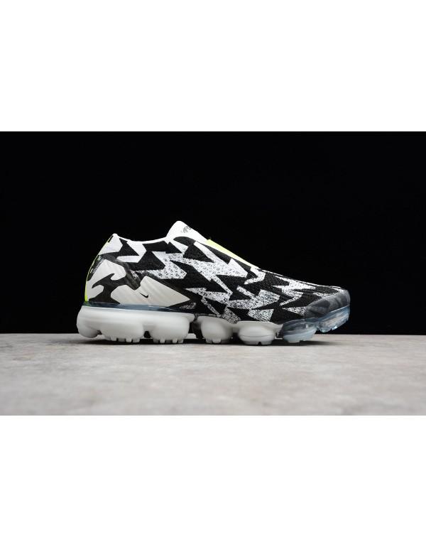 Men's ACRONYM x Nike Air VaporMax Moc 2 Light Bone...