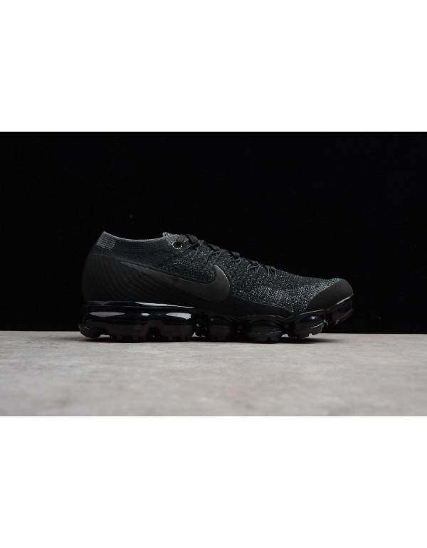 Men's and Women's NikeLab Air VaporMax Triple Blac...