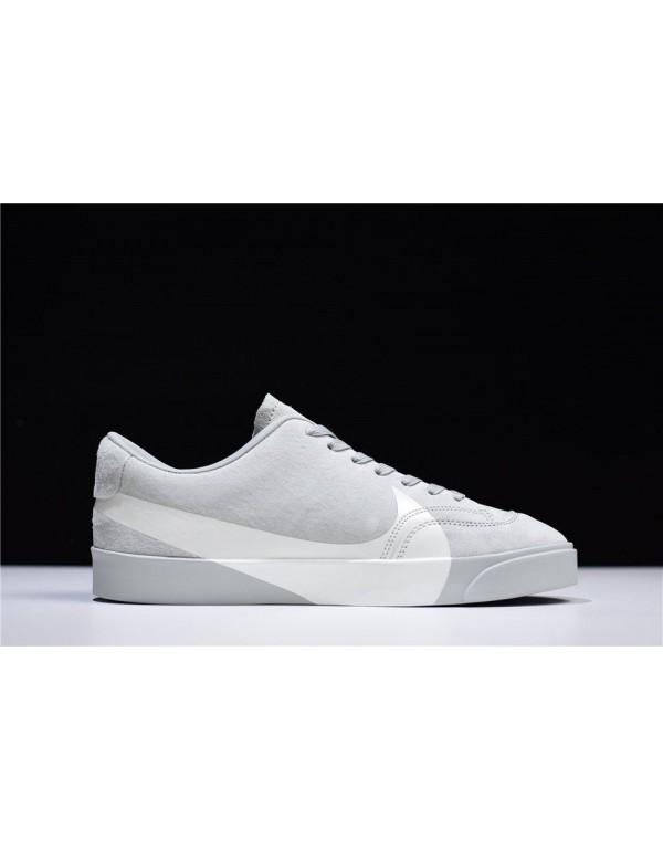 Nike Blazer City Low LX Grey White AV2253-700