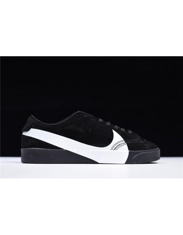 Nike Blazer City Low XS Black/White AV2253-001