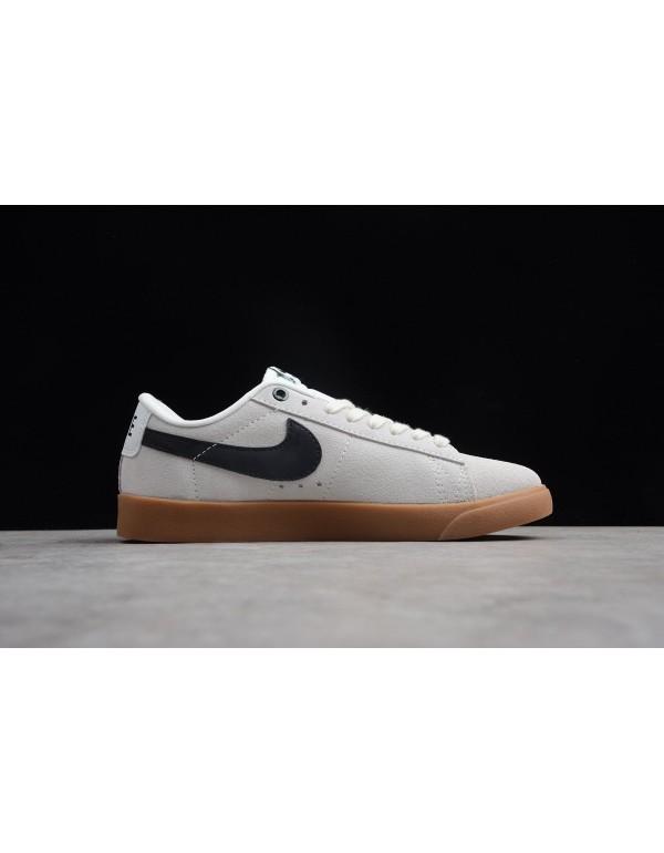 Nike Blazer Low GT Grey/Black-Gum 704936-109