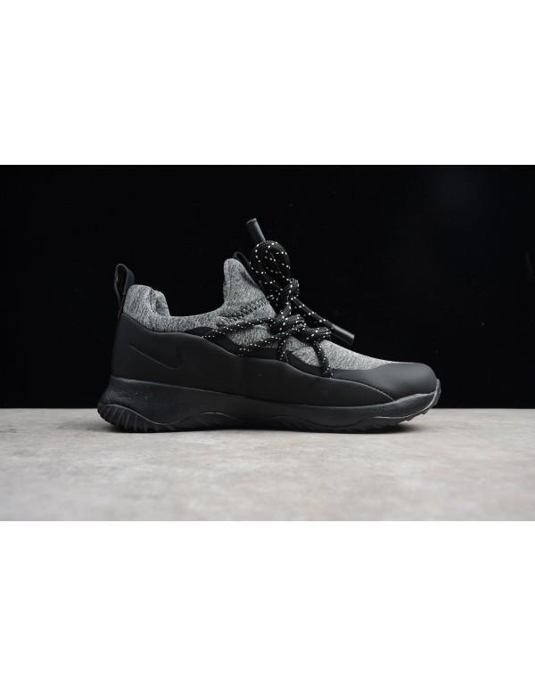 Men's and Women's Nike City Loop Black/Dark Grey A...