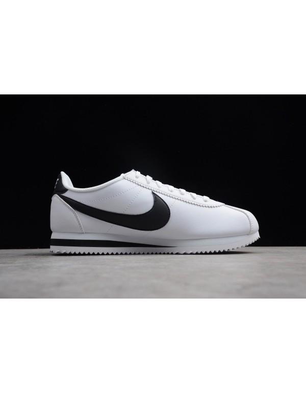 Nike Classic Cortez Leather White/Black 807471-101