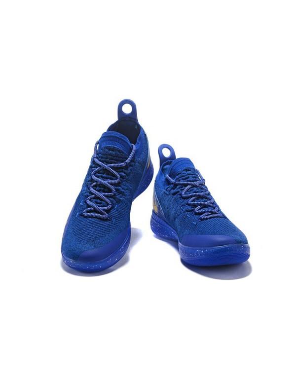 Cheap Nike KD 11 Agimat Philippines Dark Blue/Gold...