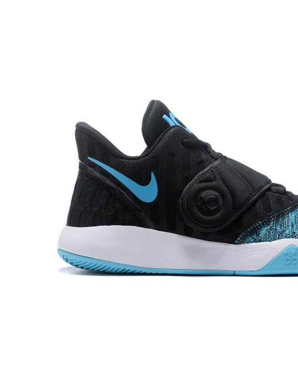 Nike KD Trey 5 VI Black/Blue-White Men's Basketbal...
