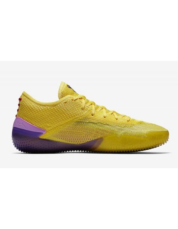 Nike Kobe AD NXT 360 Lakers Yellow Strike/White AQ...