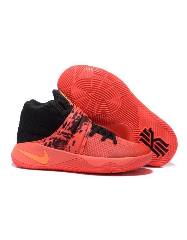 Nike Kyrie 2 Inferno Bright Crimson/Atomic Orange-...