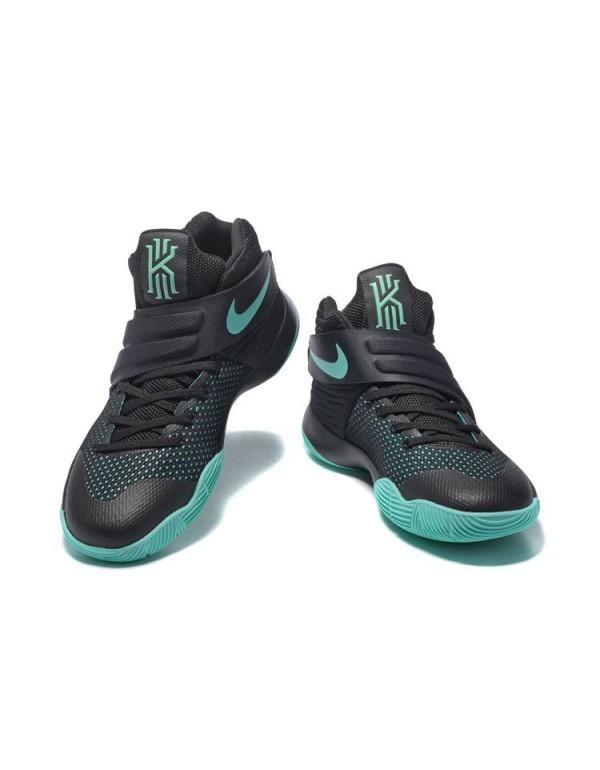 Nike Kyrie 2 Kyrie-Oke Black/Green Glow For Sale