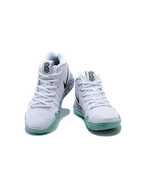 Kyrie Irving Nike Kyrie 4 White Glow in the Dark M...