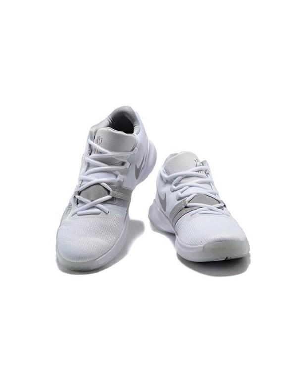 Nike Kyrie Flytrap White/Metallic Silver-Wolf Grey...