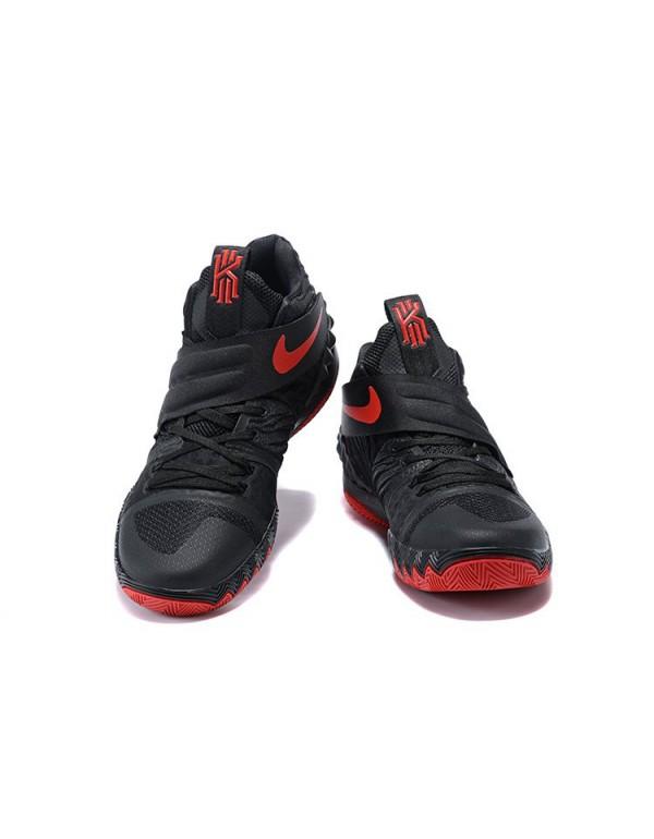 Nike Kyrie S1 Hybrid Black/Red Men's Basketball Sh...