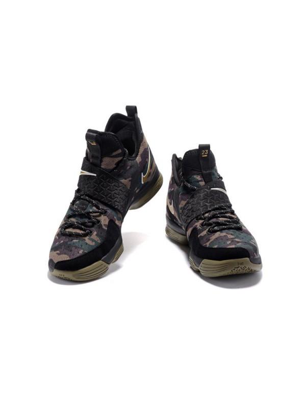Nike LeBron 14 Camo Men's Basketball Shoes On Sale