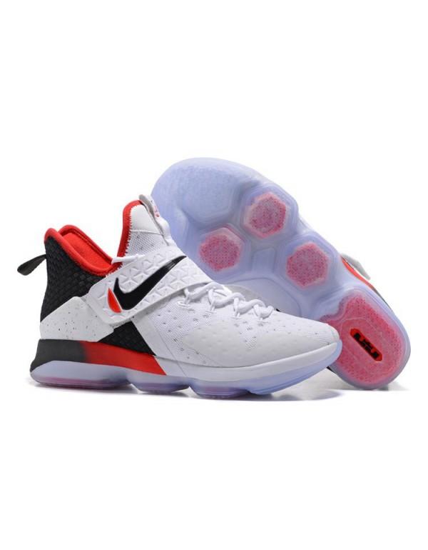 Cheap Nike LeBron 14 Flip the Switch Black/White-U...