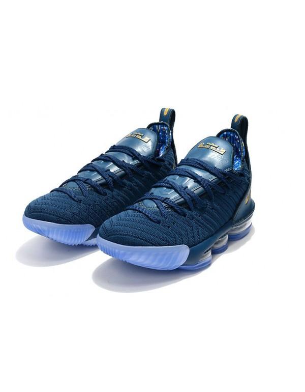 Nike LeBron 16 Agimat Philippines Coastal Blue/Met...