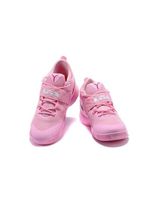 Nike LeBron Ambassador 10 Kay Yow Light Pink Free ...