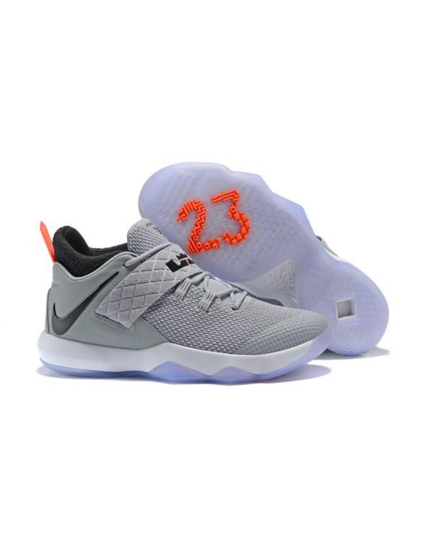 Nike LeBron Ambassador 10 Wolf Grey AH7580-002 On ...