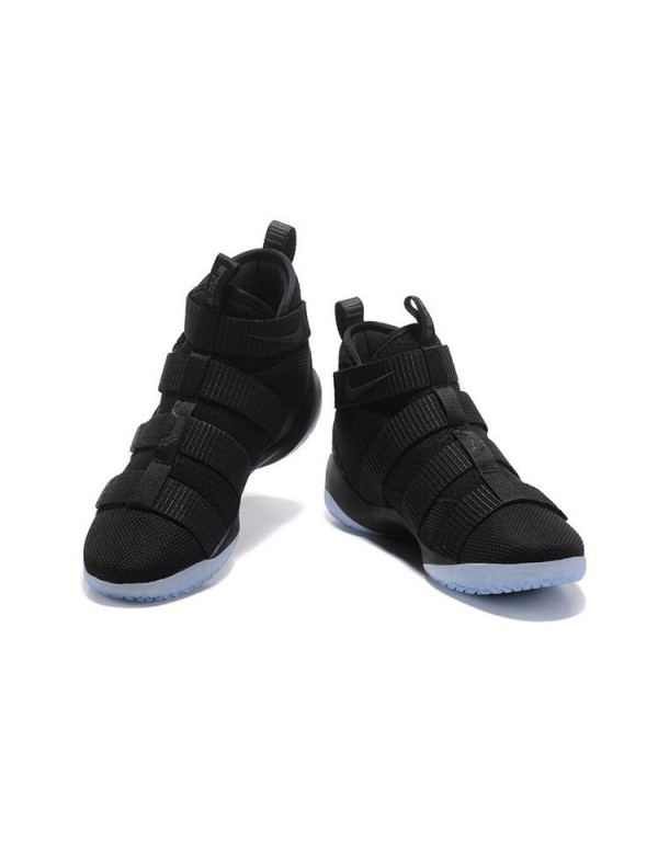 Nike LeBron Soldier 11 Strive for Greatness Black/...
