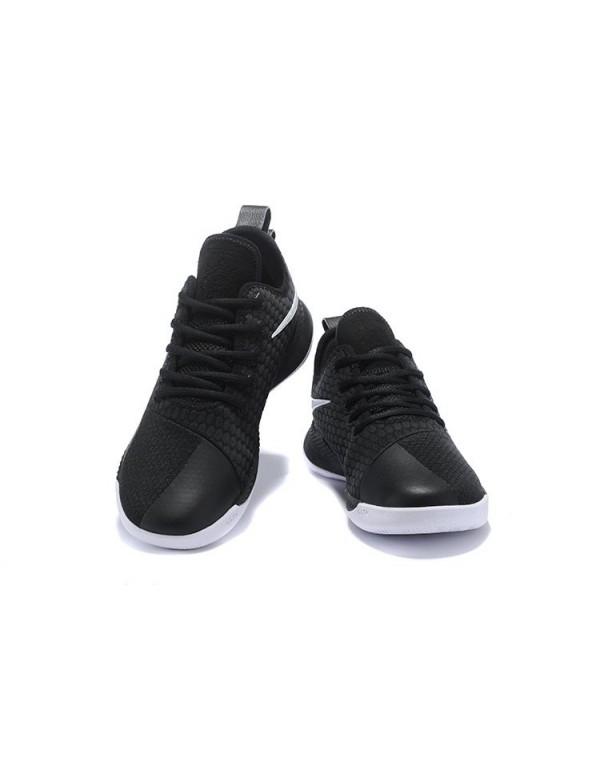 Nike LeBron Witness 3 Black/White For Sale