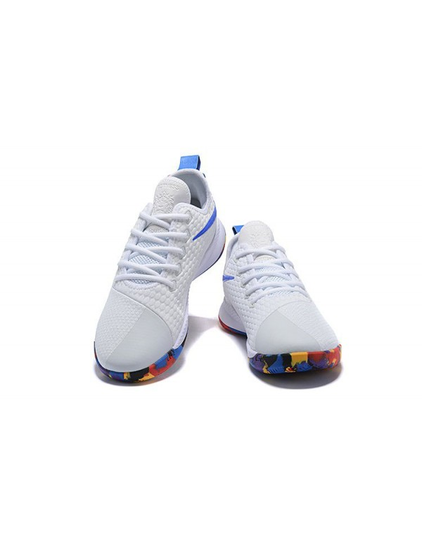 Nike Lebron Witness 3 March Madness White/Multi-Co...